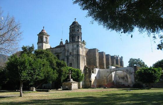 Catedral de Tepoztlán