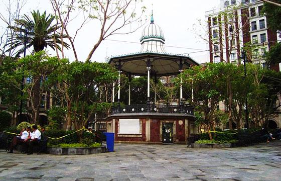 Zócalo de Cuernavaca