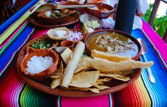 Comida Típica de Chihuahua
