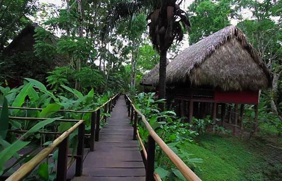 Centro Ecoturístico Las Guacamayas