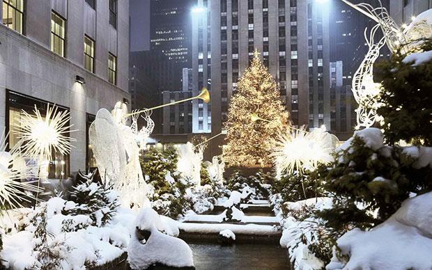 Navidad en Rockefeller Center