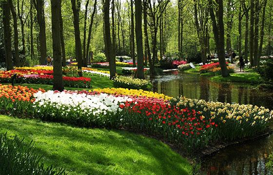 Jardín Keukenhof