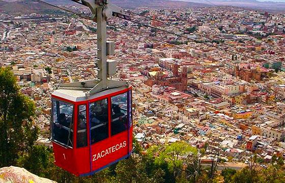 Teléferico Zacatecas