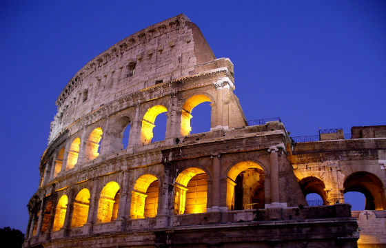 Colosseo, Roma, Italia-yeowatzup-Flicker