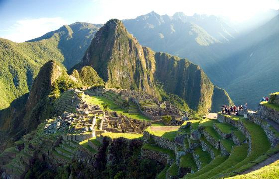 Turistas en Machu Picchu-Rocco Lucia-Flicker