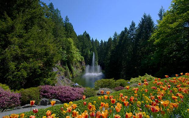 Los 11 jardines m s bellos e impresionantes del mundo el for Jardines bellos fotos