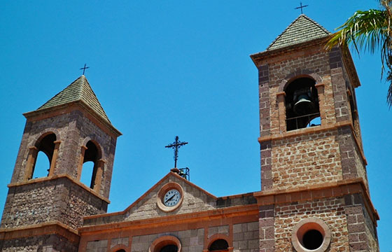 Catedral Nuestra Señora de la Paz,La Paz,Baja California Sur,México-Enrique López-Tamayo Bio-Flickr