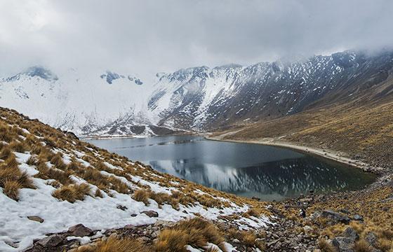 Cráter del Nevado de Toluca-Serge Saint-Flickr