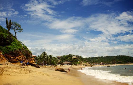 Playa Mazunte XVIII-Gabriel Balderas-Flickr