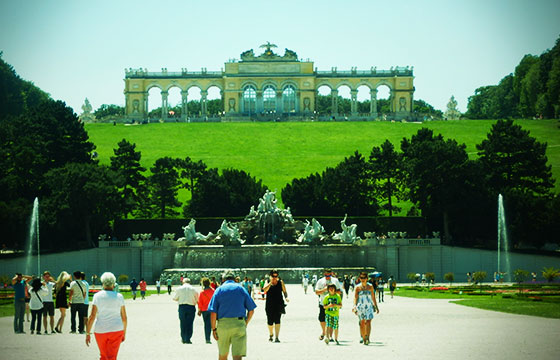 Vienna - Schönbrunn Palace-Ștefan Jurcă-Flickr