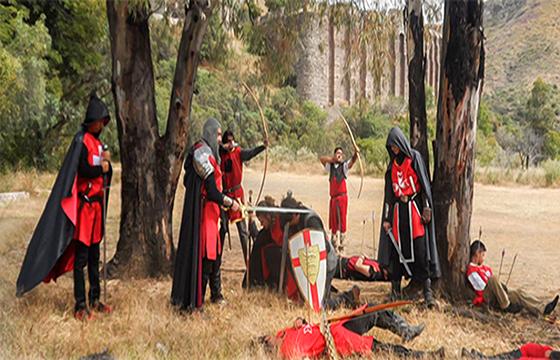 Actividades medievales