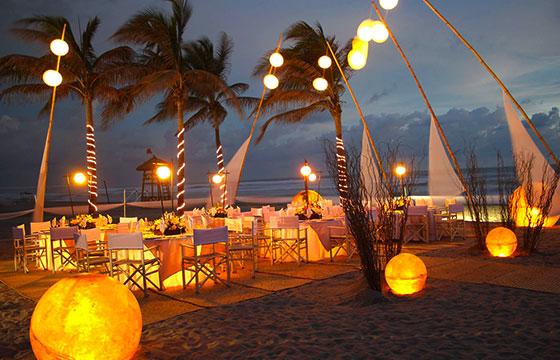 playa en Acapulco