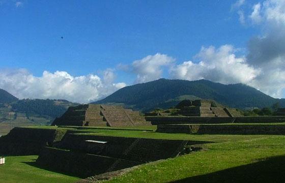 Zona Arqueológica de Teotenango