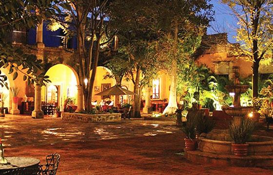 Hacienda El Carmen de Miraflores
