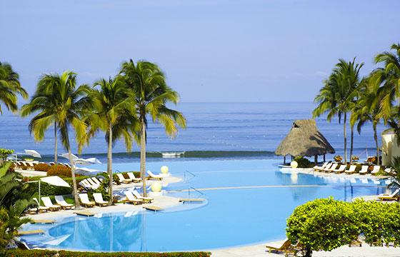 Grand Velas Riveria Nayarit Pool & Ocean View-Editada-Grand Velas Puerto Vallarta-http://bit.ly/22FKFnL-Flickr