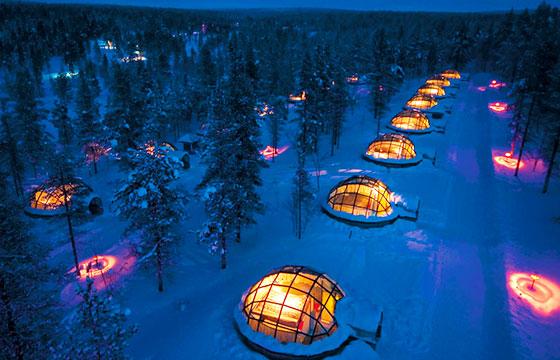 Kakslauttanen - Lapland - Finland low res-Greenland Travel-Flickr