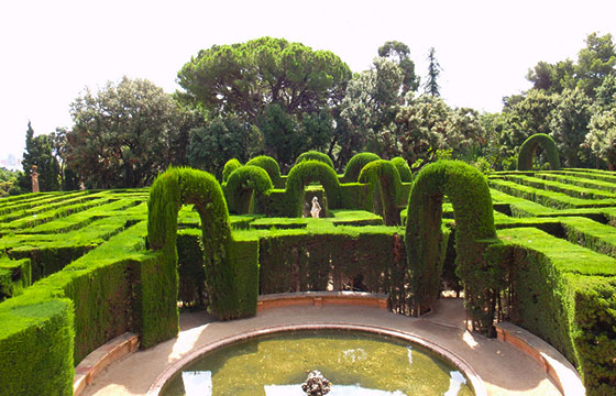 Laberint d'Horta – The Horta Gardens and Maze-Oh-Barcelona.com-Flickr