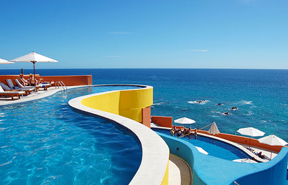 Los Cabos Westin Pool and Ocean-Ken Bosma-Flickr