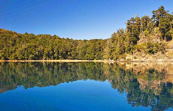 Maravillas naturales del Parque Nacional Los Arrayanes