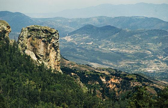 Parque Nacional El Chico-Eneas De Troya-Flickr