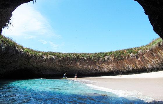 Parque Nacional Islas Marietas-Editada-Christian Frausto Bernal-http://bit.ly/1U9g8gF-Flickr