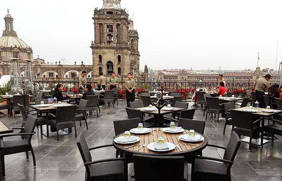 Balcón del Zócalo