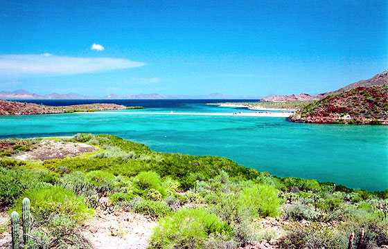 Bahia Concepcion, Baja California-Editada-Fulvio Spada-http://bit.ly/1SISnXD-Flickr