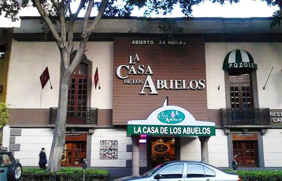 Restaurante Casa de los Abuelos