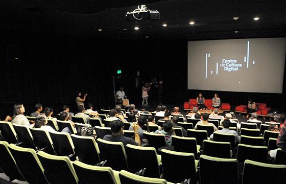 Cine club digital