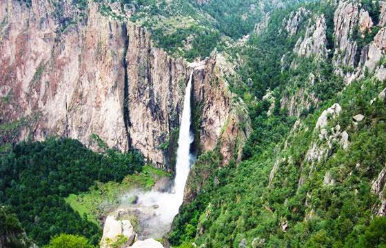 Parque Nacional Cascada de Basaseachi