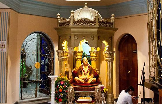 Restaurante Hare Krishna