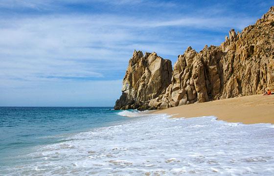 Playa del amor, Cabos San Lucas-Editada-Karen Blaha-http://bit.ly/1XePYqT-Flickr