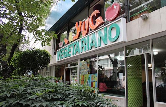 YUNG Restaurante vegetariano