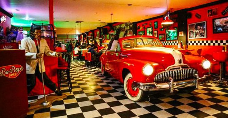 Be Bops Diner, Ciudad de México