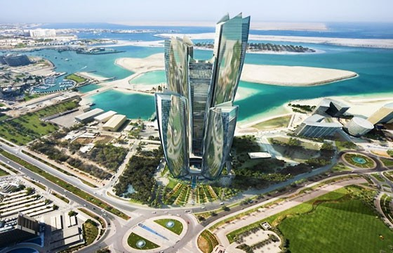 Jumeirah at Etihad Towers, Abu Dabi