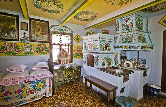 La casa de Felicja Curyłowa