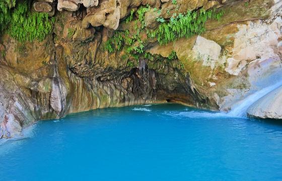 Pozas azules-Editada-Norberto Chavez-Tapia-http://bit.ly/1Tf1WA1-Flickr