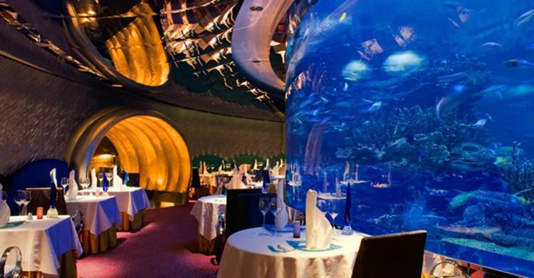 Restaurante en Dubai