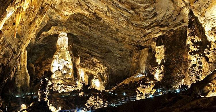 Cueva de Cacahuamilpa, Guerrero