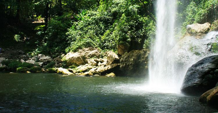 Cascada-Misol-Ha