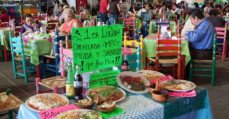 Festival Gastronómico de la enchilada