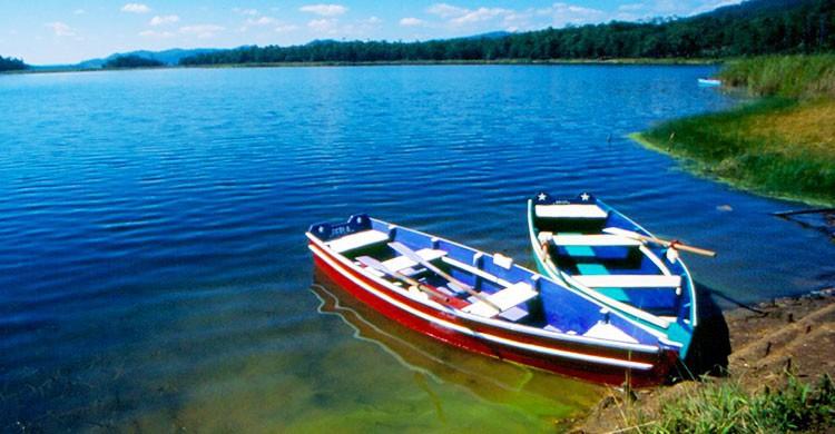 Lagunas de Montebello, Chis.