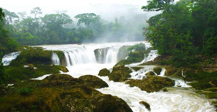Las Nubes, Chiapas