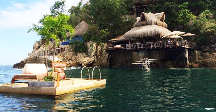 Restaurante playa colomitos