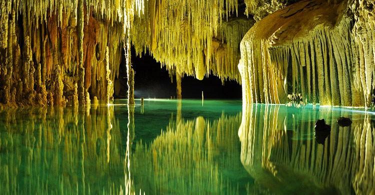 Río Secreto en la Riviera Maya