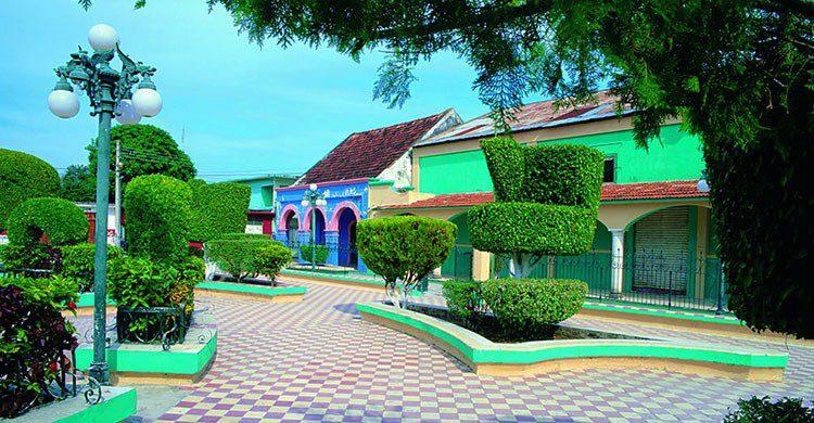 Campeche, Palizada