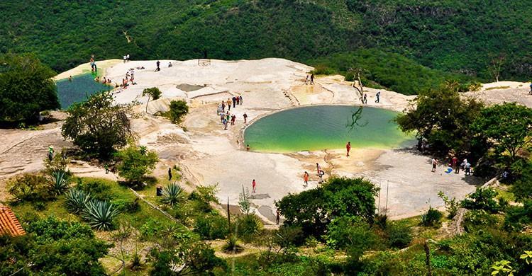 Cascadas de Hierve el Agua (04)
