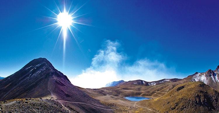 El Nevado de Toluca, Estado de México