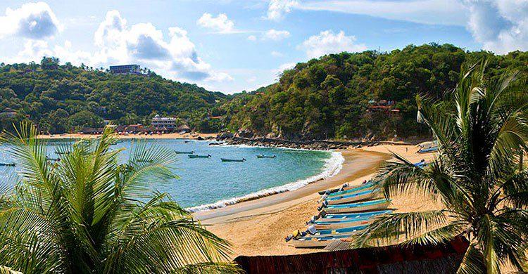Puerto Escondido, Oaxaca
