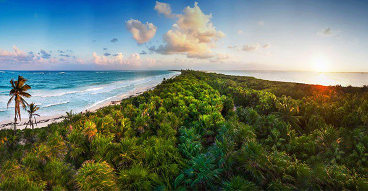 Reserva de Sian Ka'an, Quintana Roo